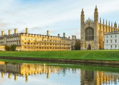 Preparatório para Exames de Cambridge