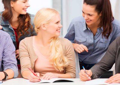 Convênios com Escolas de Inglês