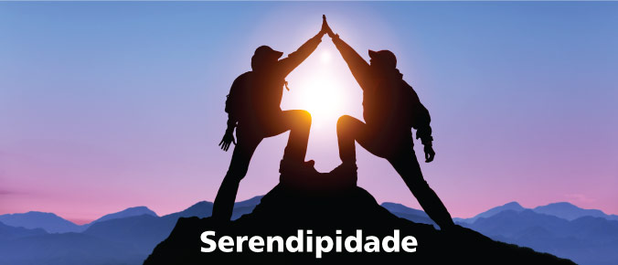 Serendipity e a história da Summit for Teachers