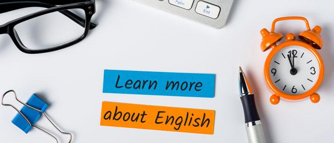 English Tips and Tidbits